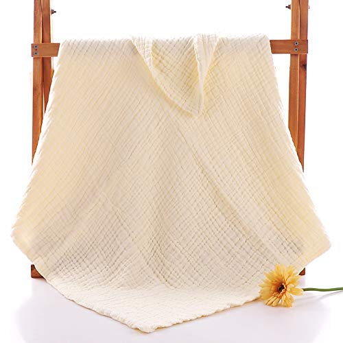 or Baby,Pure Cotton Blanket,Muslin Newborn Fashion Baies Soft Cloth and Kid's Bath Towels ()
