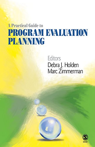 Download A Practical Guide to Program Evaluation Planning: Theory and Case Examples Pdf