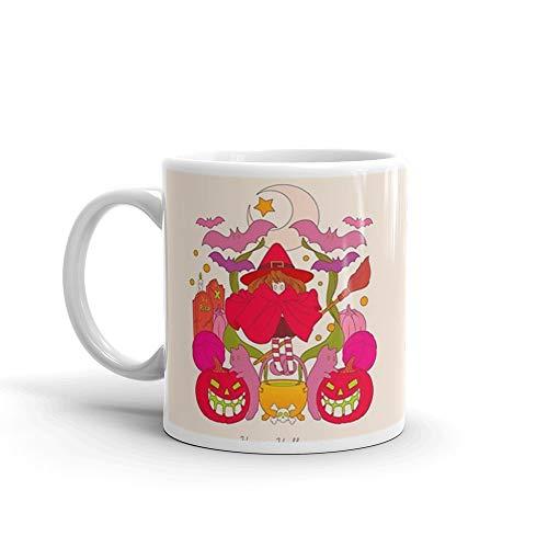 All spooky and red Mug 11 Oz White