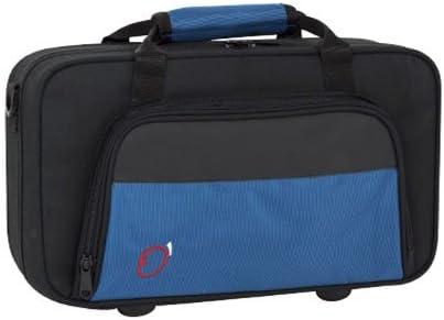 Ortola 8410 FSH - Estuche clarinete rectangular, color negro y azul: Amazon.es: Instrumentos musicales