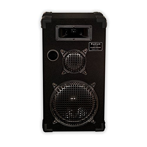 Podium Pro E1000C Channel Unpowered Speaker Cabinet by Podium Pro