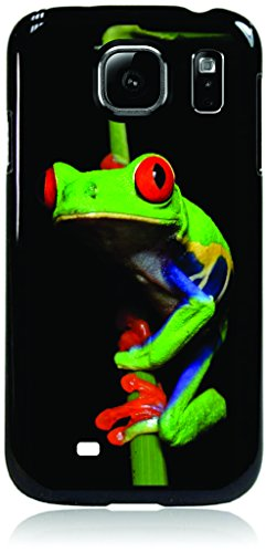 - Climbing Tree Frog TM Hard Plastic BLACK Case for the Standard Samsung Galaxy s7 Only! (Not Compatible with the s7 EDGE)