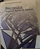 img - for Precalculus: Graphical, Numerical, Algebraic (Custom Edition for Austin Community College) book / textbook / text book