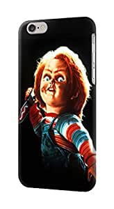 "S2052 Chucky With Knife Case Cover For IPHONE 6 (4.7"") by Maris's Diary"