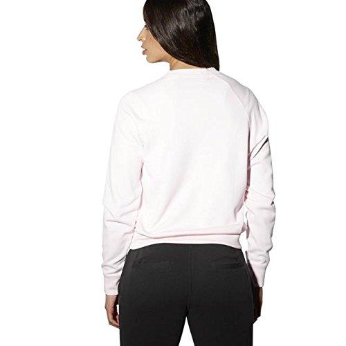 Reebok - Sweat-shirt - Femme rose rose Small