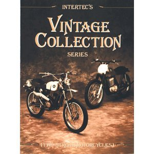 1 - Clymer Vintage Collection Series Two-Stroke Motorcycles