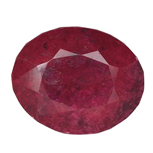 Approximately 2800 Ct. Natural Blood Red Ruby