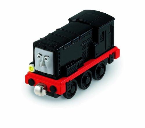- Fisher-Price Thomas & Friends Take-n-Play, Talking Diesel Train
