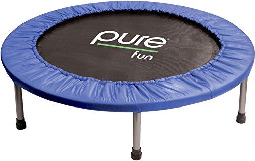 Pure Fun 38' Mini Rebounder Trampoline, Ages 13+