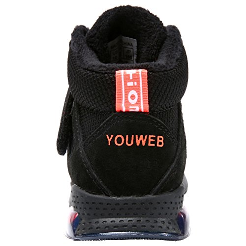 Big Support Sneaker Kid Arch Cushioning Shoes Shoes Youweb Black Running Athletic Kid Little Kid Comfort 7qXFpxCw