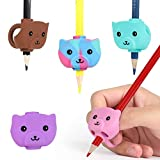 JARLINK 4 Pack Pencil Grips for Kids