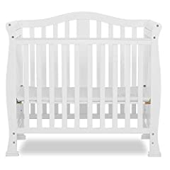 The Dream On Me Naples Mini Crib will add cheer to any baby's nursery. The Contemporary style will add beauty and the convertible features add versatility. You can use this crib during your baby's younger years then convert it to a day bed th...