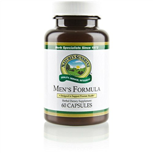 Natures Sunshine Men's Formula W/lycopene (60 (Mens Health Formula)