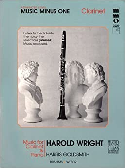 Book Music Minus One Clarinet: Advanced Clarinet Solos, Vol. IV (Book & CD) (Laureate Series) by Hal Leonard Publishing Corporation (COR) Hal Leonard Publishing Corporation (1995-01-01)