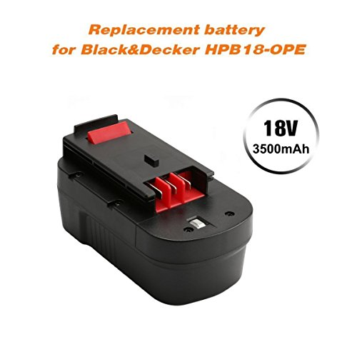 Buy black and decker drill battery 18v