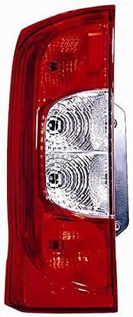 Lato Passeggero 7445611028006 Derb Faro Gruppo Ottico Posteriore Dx Destro Versione 1 Portellone