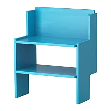 IKEA IKEA PS 2012 -Bank mit Schuhablage blau - 52x33 cm: Amazon.de ...