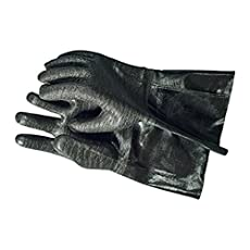 Artisan Griller Heat Resistant BBQ, Smoker, Grill, Oven and Cooking Gloves With Textured Palms, 1 pair