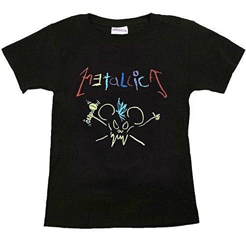 Metallica Crayon Toddler T shirt Black product image