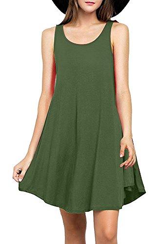 molerani-womens-casual-sleeveless-swing-dress-tunic-tank-top-dressesarmy-greenxl