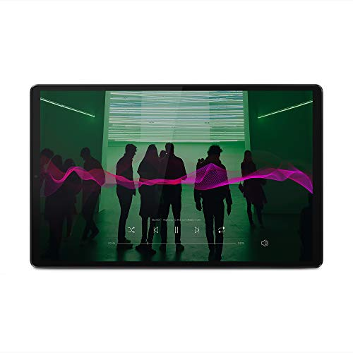 "Lenovo Tab M10 Plus, 10.3"" FHD Android Tablet, Octa-Core Processor, 64GB Storage, 4GB RAM, Iron Grey, ZA5T0300US"