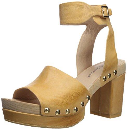 Dagger Women's Farris Marigold Brooklyn Heeled Sandal Kelsi OqWRxwdpO