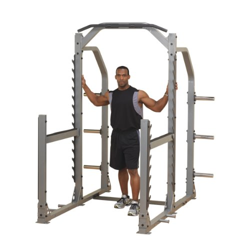 Body Solid Pro Clubline Commercial Rack by Body-Solid