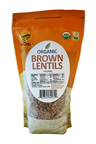 McCabe Organic Brown Lentils, 1-Pound by McCabe (Image #6)