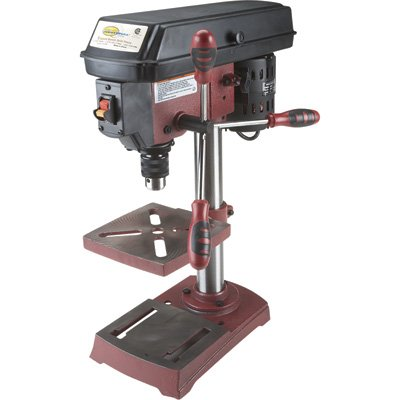 Learn More About Northern Industrial Tools Benchtop Mini Drill Press - 5 Speed, 1/3 HP