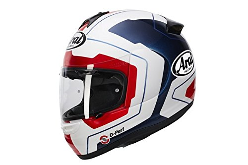Blue Motorbike Helmet - 8