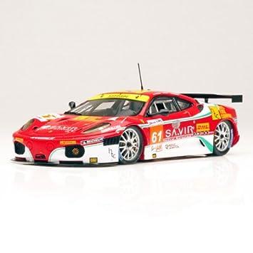Ferrari F430 Gt2 2011 Le Mans 24 Hours 61 143 Scale Diecast