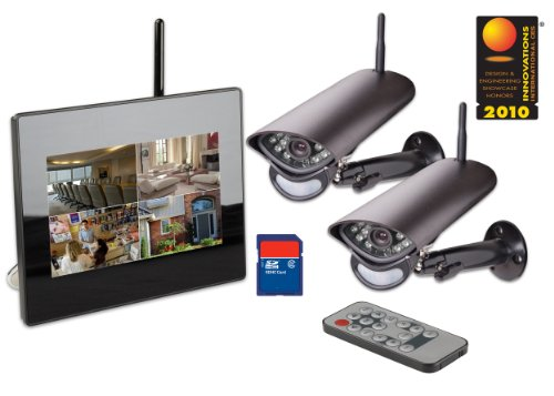 Lorex LIVE LW2702 Wireless Digital Security System (Lorex Live Wireless Video)