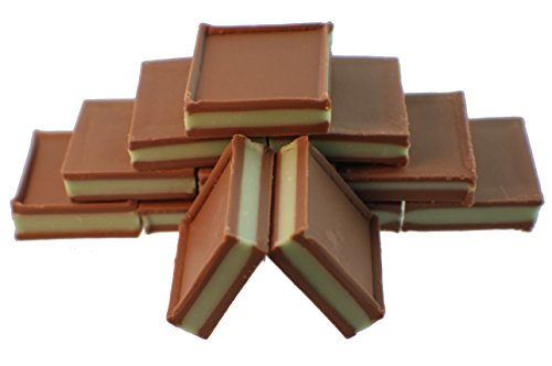 Mrs. Cavanaugh's Sandwich Mint Dark Chocolate 1-lb ()