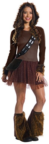 Rubie's Women's Standard Star Wars Classic Chewbacca, as as Shown, Large]()