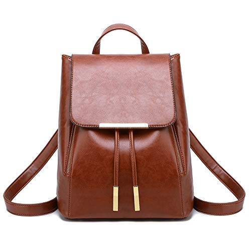 b167d6d583a5 WINK KANGAROO Fashion Shoulder Bag Rucksack PU Leather Women Girls ...