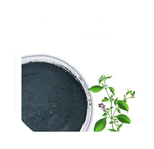 Indigo Naturalis Herb Powder and Extract Natural Powder Material for Soap Powder Very Good Pigment,300G