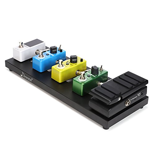 donner guitar pedal board case db 1 aluminium pedalboard with bag buy online in uae donner. Black Bedroom Furniture Sets. Home Design Ideas