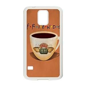 WEUKK Friends Samsung Galaxy S5 I9600 shell case, custom phone case for Samsung Galaxy S5 I9600 Friends, custom Friends cover case