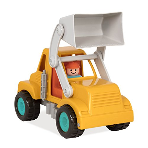 Battat Front End Loader Toy Truck
