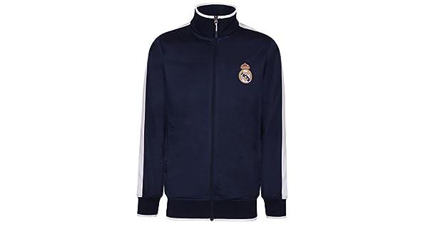 Real Madrid Chaqueta de entrenamiento oficial - Para niño - Estilo retro