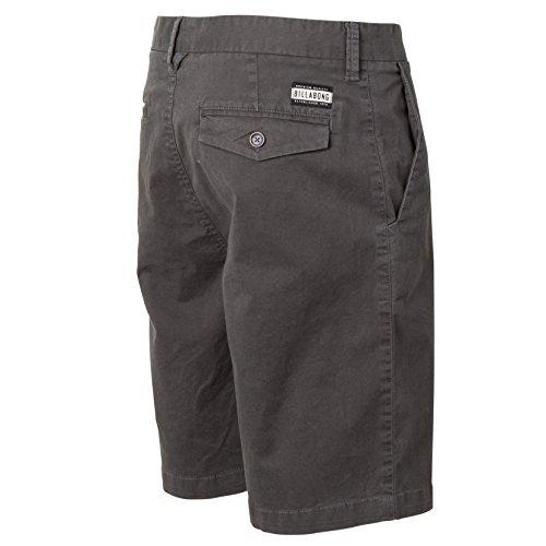Billabong Men's New Order 19 Inch Shorts, Charcoal, 38