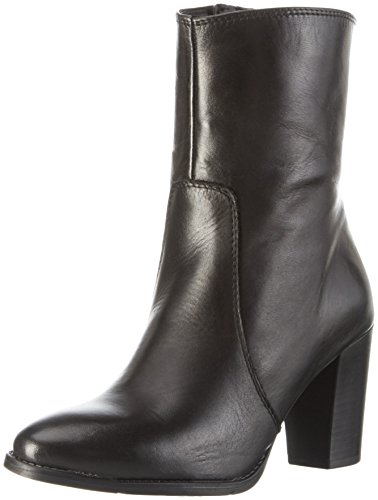 Tamaris 25385, Botines para Mujer Negro (BLACK LEATHER 003)