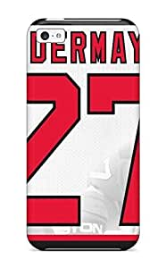 Premium Durable New Jersey Devils (49) Fashion Tpu Iphone 5c Protective Case Cover