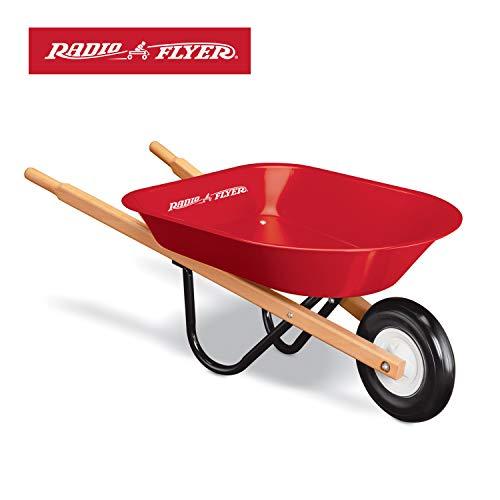 - Radio Flyer Kid's Wheelbarrow