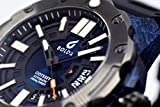 BOLDR Odyssey Carbon Automatic Watch - Blue