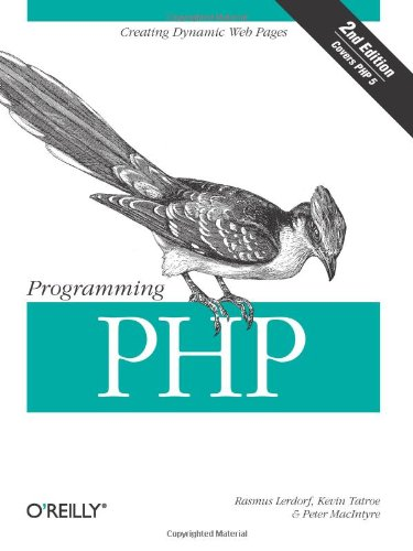 Programming PHP by Brand: O'Reilly Media