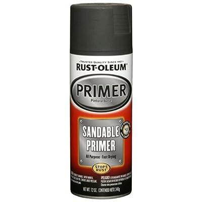 Rust-Oleum Automotive 12-Ounce Sandable Primer Spray Paint