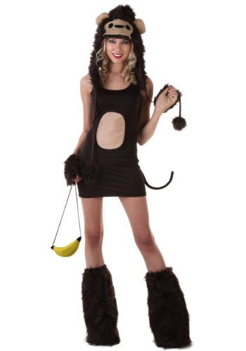 Fun C (Monkey Costumes For Women)