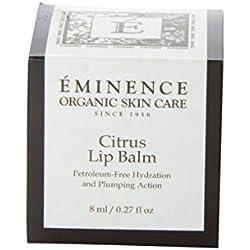 Eminence Organic Skincare Citrus Lip Balm, 0.27 Ounce