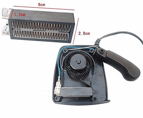 WanJiaMenShop Calentadores de Invierno calefactores de Invierno Coche Coche Encendedor de calefacci/ón de Coche de la neblina de desescarche 24V